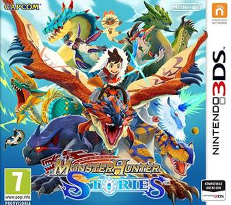 Monster Hunter Stories - 3DS - 4