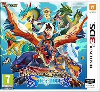Monster Hunter Stories - 3DS - 2