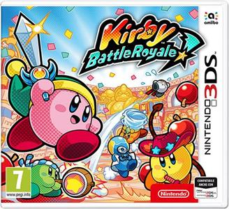 Kirby Battle Royale - 3DS - 2