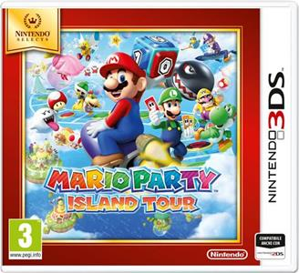 Mario Party Island Tour Select - 7