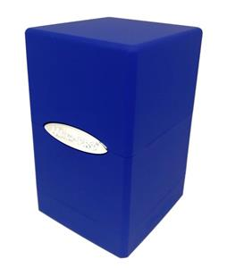 Ultra Pro Porta Mazzo Satin Tower Blue 0/6
