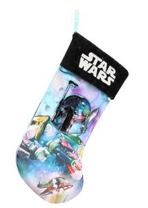 Calza Star Wars Christmas Stocking Boba Fett 45 Cm Kurt S. Adler