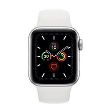 Apple Watch Series 5 smartwatch Argento OLED Cellulare GPS (satellitare)
