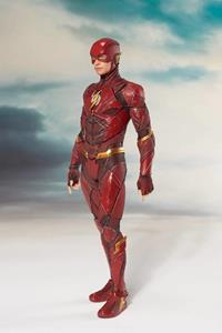 Justice League MOVIE THE FLASH ARTFX+ ST