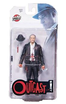 Mcfarlane Outcast Tv Series Sidney Bloody New
