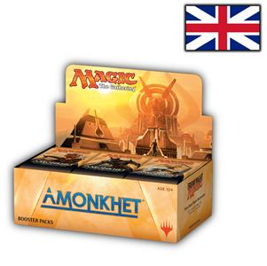 Magic the Gathering. Amonkhet Booster Display 36 Buste . Edizione Inglese