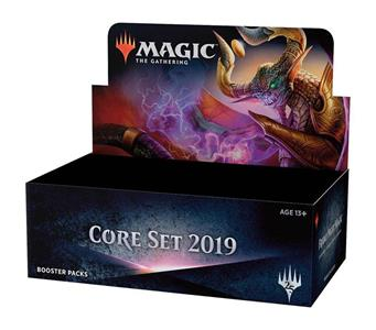 Magic the Gathering Core Set 2019 Booster Display (36) english