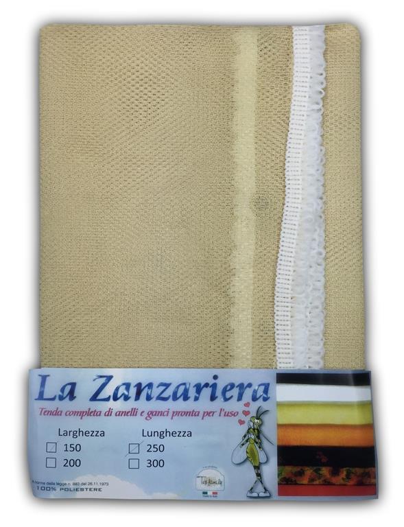 SANGIORGIO ZANZARIERA POLIESTERE CM 150X250