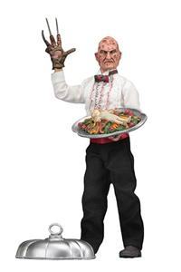 Nightmare On Elm Street P.5 Chef Freddy Action Figure