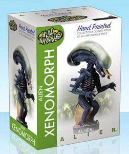 Bobble Head Knocker Extreme Alien Warrior Figure - 2
