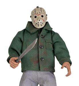 "Friday The 13th Jason Voorhees Figure Doll 8"" Action Retro"