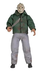 "Friday The 13th Jason Voorhees Figure Doll 8"" Action Retro - 2"