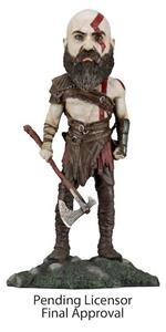 Head Knocker: God Of War 4. Kratos - 2