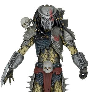 Action Figure. Predator 7 Ultimate Scarface Video Game Appearance