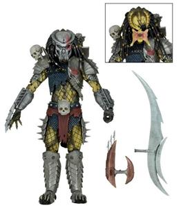 Action Figure. Predator 7 Ultimate Scarface Video Game Appearance - 4