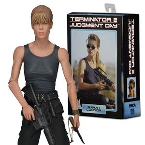 Terminator 2 Sarah Connor Ultimate Deluxe Action Figure Nuova