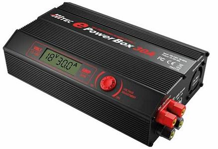 Hitec 114121 Ricambio e accessorio per modello radiocomandato (RC) Battery charger power supply