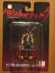 Berserk Mini Figure Serie 1 - GUTS Hawk Soldier Gatsu