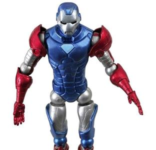 Marvel Select: What If Captain America Action Figure - 2