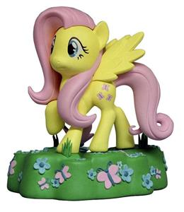 Diamond Select My Little Pony Fluttershy Pvc Figure Coin Bank Salvadanaio