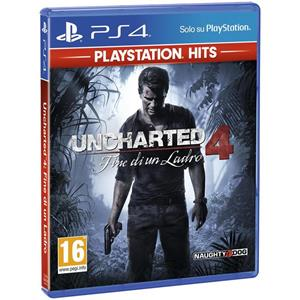 Uncharted 4: Fine di un Ladro (PS Hits) - PS4