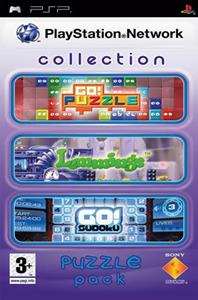 PSN Collection Puzzle Pack
