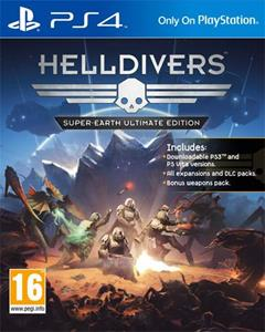 Helldivers: Super-Earth Ultimate Edition