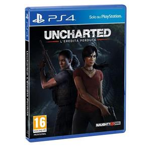 Uncharted. L'eredità perduta - PS4