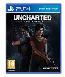 Uncharted. L'eredità perduta - PS4 - 5