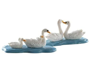 Swans, Set Of 2 Cod. 82613