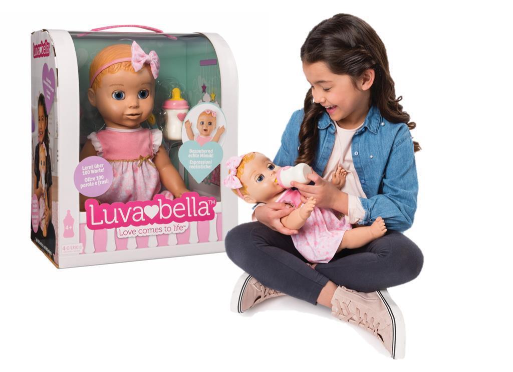 bambola interattiva