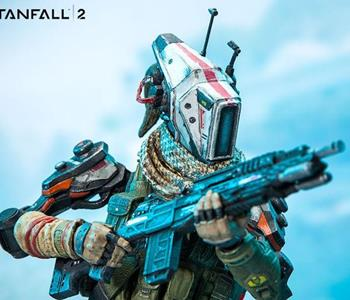 Mcfarlane Tops Titanfall 2 Jester 18 Cm Action Figure Statue