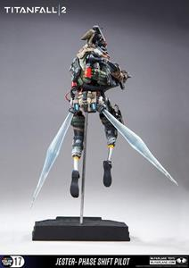Mcfarlane Tops Titanfall 2 Jester 18 Cm Action Figure Statue - 2
