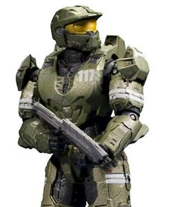 Mcfarlane Halo Ce Anniversary S 2 The Package Master Chief Action Figure