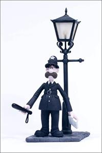 Mcfarlane Wallace & Gromit Figure P.C. Mackintosh