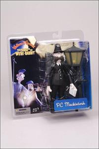 Mcfarlane Wallace & Gromit Figure P.C. Mackintosh - 2