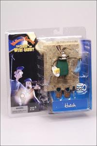 Mcfarlane Wallace & Gromit Figure Hutch - 2