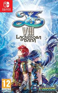 Ys VIII: Lacrimosa of Dana - Switch