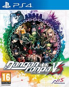 Danganronpa V3: Killing Harmony - PS4