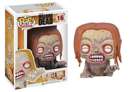 Funko POP! The Walking Dead. Zombie Donna in Bicicletta - 2
