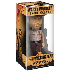 Action figure Rick Grimes. The Walking Dead Funko Wacky Wobbler - 2