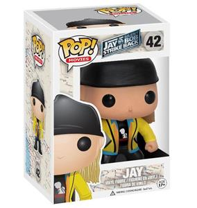 Action figure Jay. Jay and Silent Bob Strike Back Funko Pop!