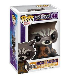 Funko POP! Marvel. Guardians Of The Galaxy. Rocket Raccoon - 2