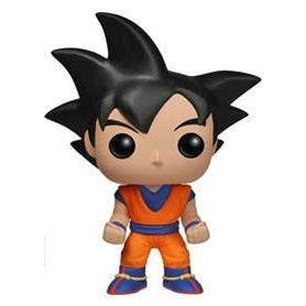 Funko POP! Animation Dragonball Z. Goku Black Hair Version