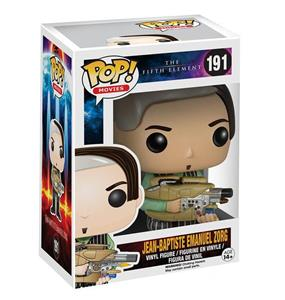 Funko POP! Movies. The Fifth Element. Zorg