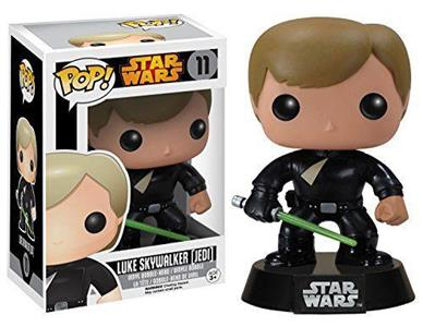 Funko POP! Star Wars. Luke Skywalker Jedi Bobble Head