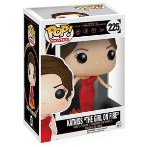 Funko POP! Movies. The Hunger Games Katniss Girl on Fire