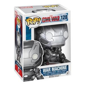 Funko POP! Marvel. Captain America 3. Civil War. War Machine. - 2