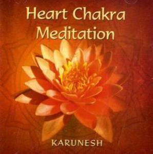 Heart Chakra Meditation - CD Audio di Karunesh