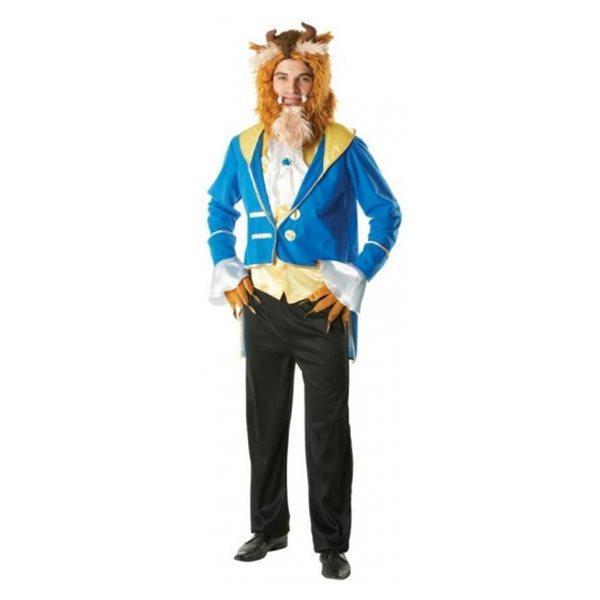 Costume La Bestia Originale Disney La Bella e La Bestia XL - Rubies ... b5be65ab68d6